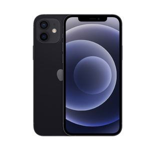 Apple iPhone 12 128GB Black - Pristine