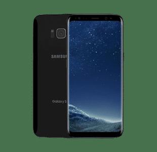 Samsung Galaxy S8+ 64GB Midnight Black - Excellent