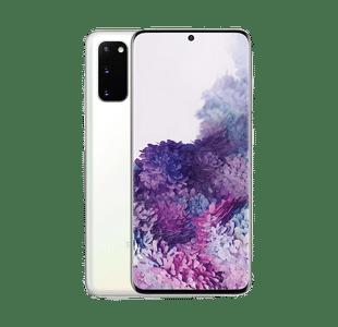 Samsung Galaxy S20 FE 128GB Cloud White - Pristine