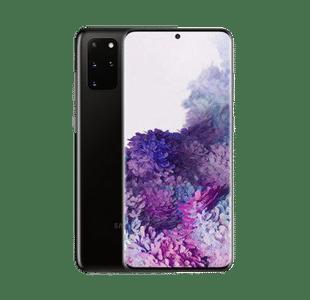Samsung Galaxy S20+ 5G 128GB Cosmic Black - Excellent