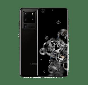Samsung Galaxy S20 Ultra 5G 128GB Cosmic Black - Pristine