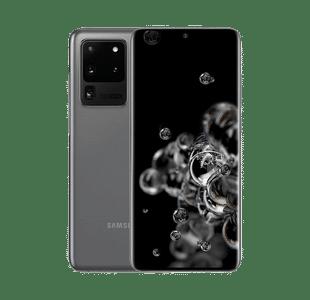 Samsung Galaxy S20 Ultra 5G 128GB Cosmic Grey - Pristine