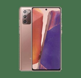 Samsung Galaxy Note20 5G 256GB Mystic Bronze - Excellent