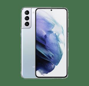 Samsung Galaxy S21+ 5G 128GB Phantom Silver - Pristine
