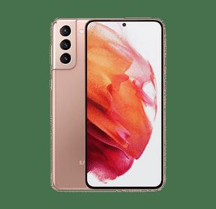 Samsung Galaxy S21+ 5G 256GB Phantom Gold - Pristine