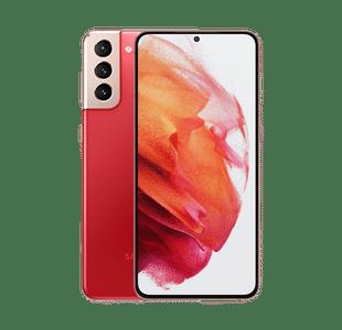 Samsung Galaxy S21+ 5G 128GB Phantom Red - Pristine