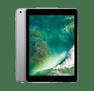 Apple iPad 5th Gen 128GB Space Grey Wi-Fi - Excellent