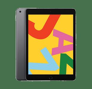 Apple iPad (7th Gen) 32GB Space Grey Wi-Fi + Cellular - Good