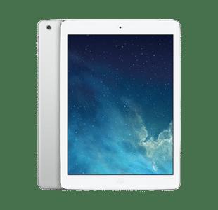 Apple iPad Air 1st Gen 16GB Silver Wi-Fi + Cell - Good