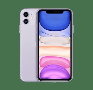 Apple iPhone 11 64GB Purple - Excellent
