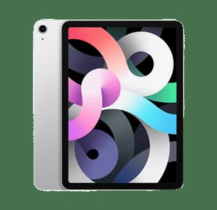 Apple iPad Air 4th Gen 64GB Silver Wi-Fi + Cell - Pristine