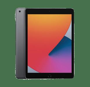 Apple iPad (8th Gen) 128GB Space Grey Wi-Fi + Cellular - Pristine
