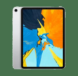 Apple iPad Pro 11 inch 1st Gen 512GB Silver Wi-Fi + Cell - Pristine