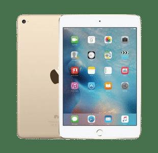 Apple iPad mini 4th Gen 128GB Gold Wi-Fi + Cell - Pristine