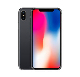 Apple iPhone X 64GB Space Grey - Good