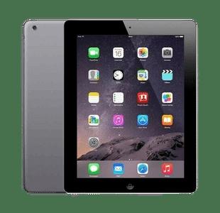 Apple iPad 4th Gen 32GB Black Wi-Fi + Cellular - Good