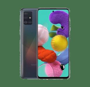 Samsung Galaxy A51 128GB Prism Crush Black - Excellent
