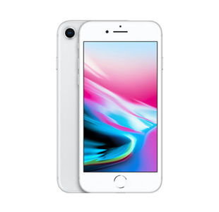 Apple iPhone 8 64GB Silver - Excellent