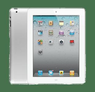Apple iPad 3rd Gen 64GB White Wi-Fi - Good