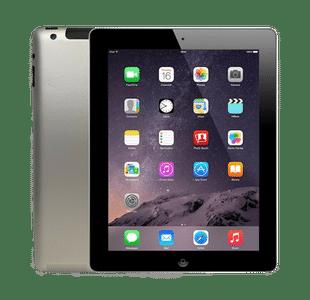 Apple iPad 3rd Gen 32GB Black Wi-Fi - Good