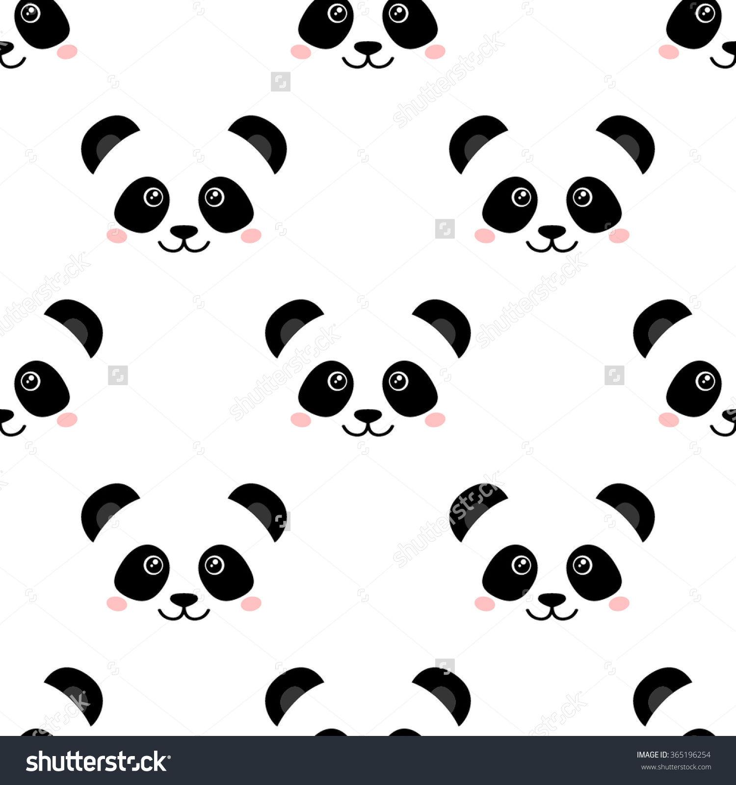 43 Gambar Kartun Panda Lucu Imut