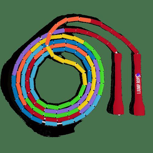 Rainbow-beaded-jump-rope
