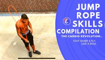 Jump Rope Skills Compilation – The Cardio Revolution (2019)