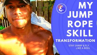 Jump Rope Transformation: My 40 Week Skill Progress!