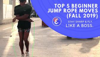 Top 5 BEGINNER Jump Rope Tricks (Fall 2019)