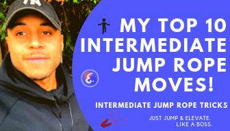 INTERMEDIATE JUMP ROPE TRICKS – MY TOP 10 MOVES! (FALL 2019)