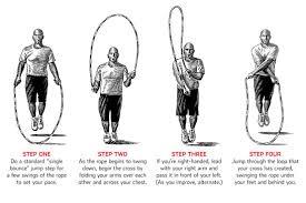 jump rope variation