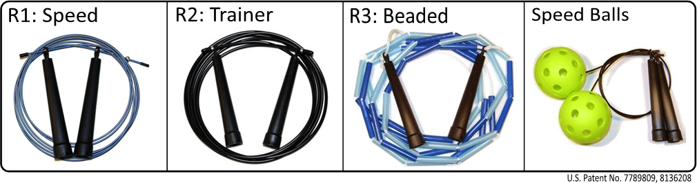 type of jump rope