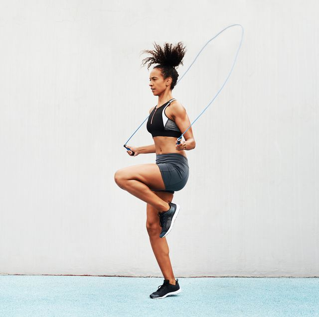 prevent injuries while jumping rope