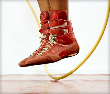 Top Benefits Of A Weighted Jump Rope