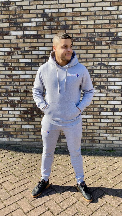 I Jump Rope Tracksuit - Gray