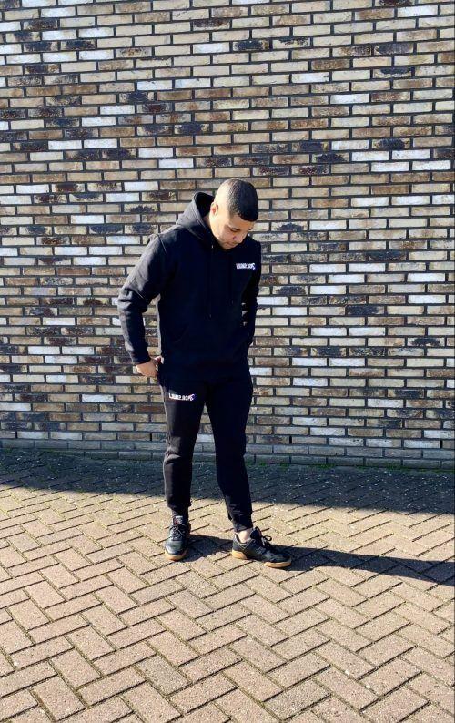 I Jump Rope Tracksuit - Black