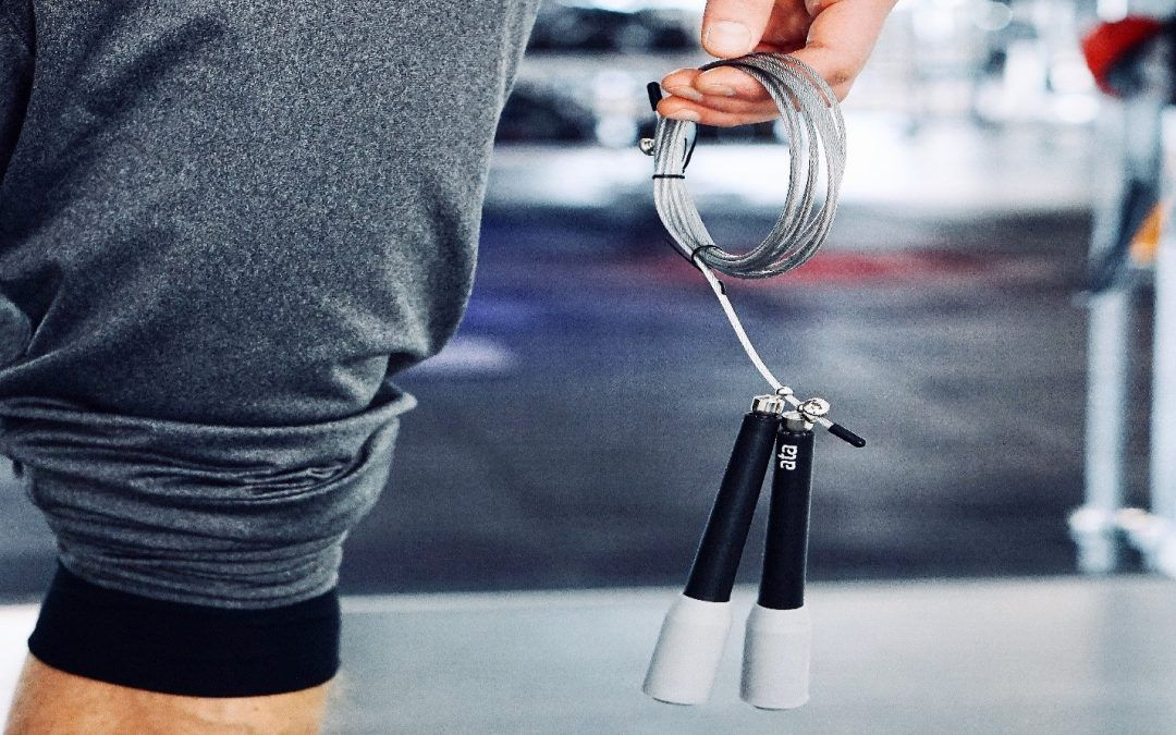 TOP 5 CARDIO Jump Rope Home Workout