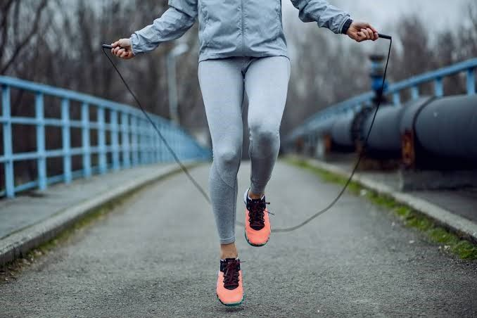 glute jump rope workouts
