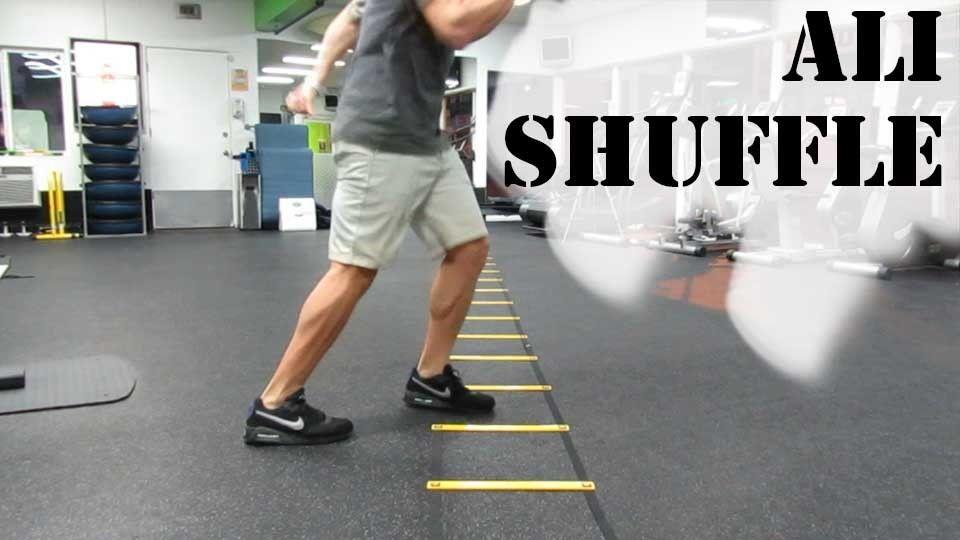 Ali Shuffle – Jump Rope Boxing Techniques
