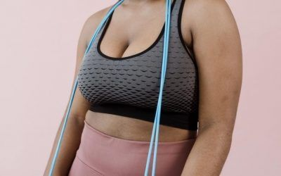 Jump Rope to Lose Baby Fat for New Moms