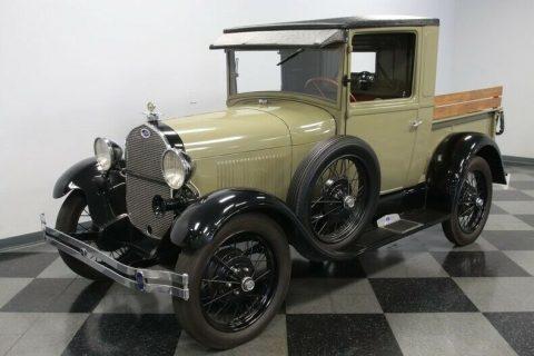 vintage 1928 Ford Model A Pickup for sale