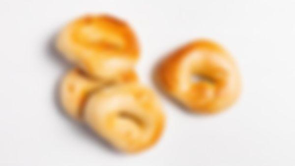 Bagel plain