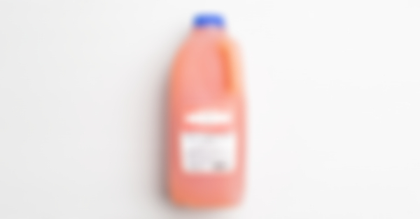 Bebida toronja rosada
