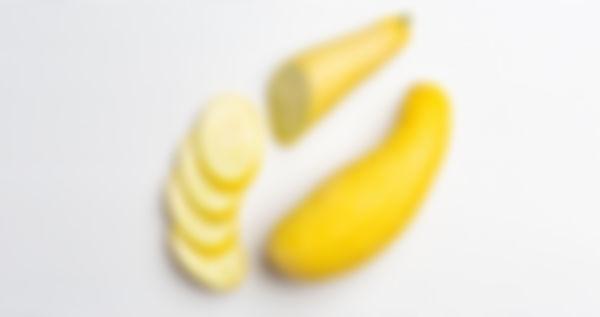 Calabacín amarillo