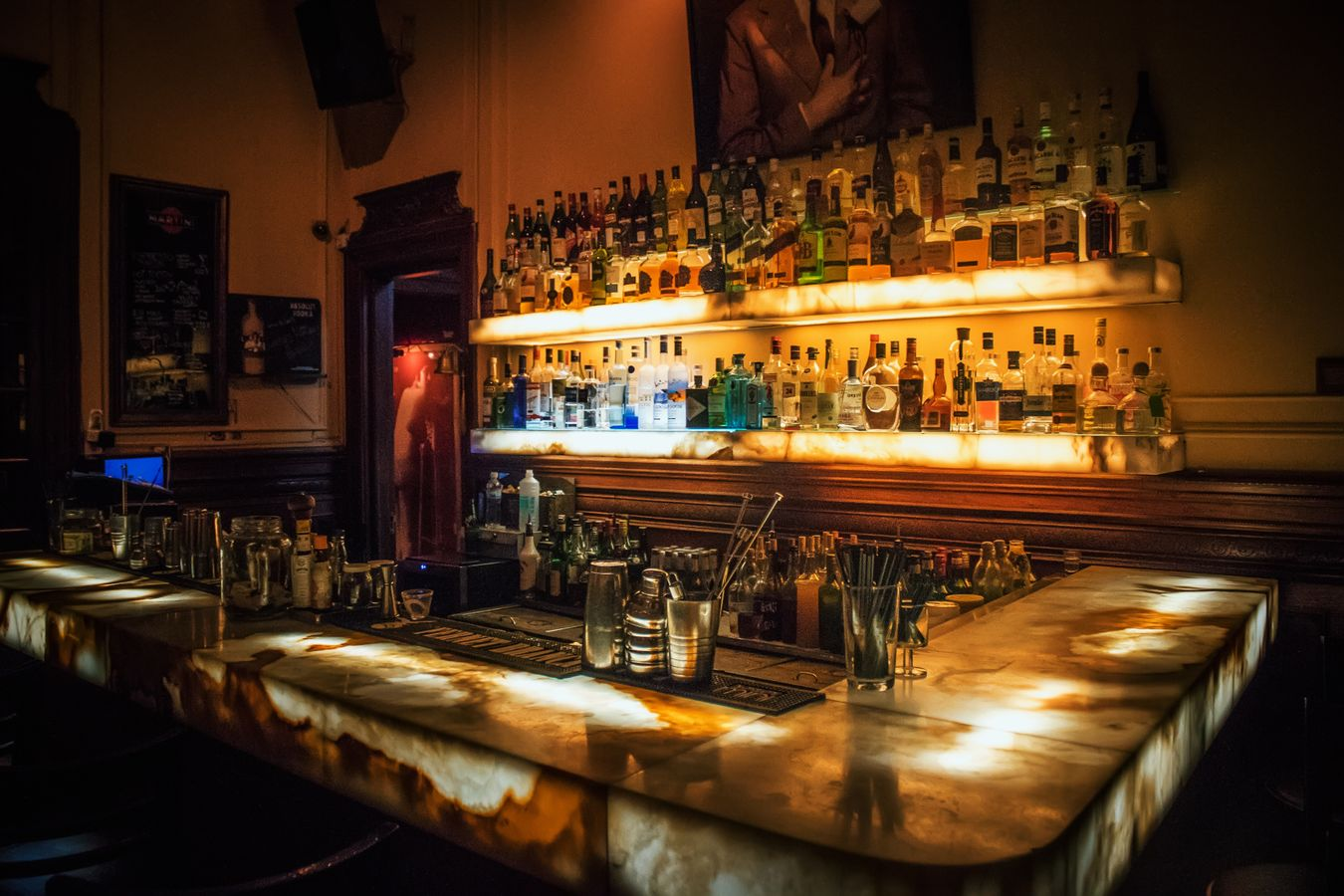 Réserver ou privatiser un bar aux Grands Boulevards