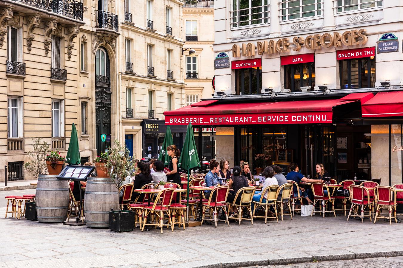 Terrasse Canal Saint Martin bar terrasse paris : réserver / privatiser les meilleurs