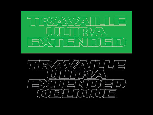 Travaille Extended