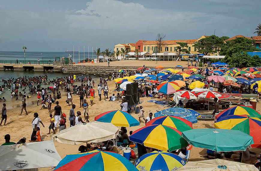 Gorée 2009
