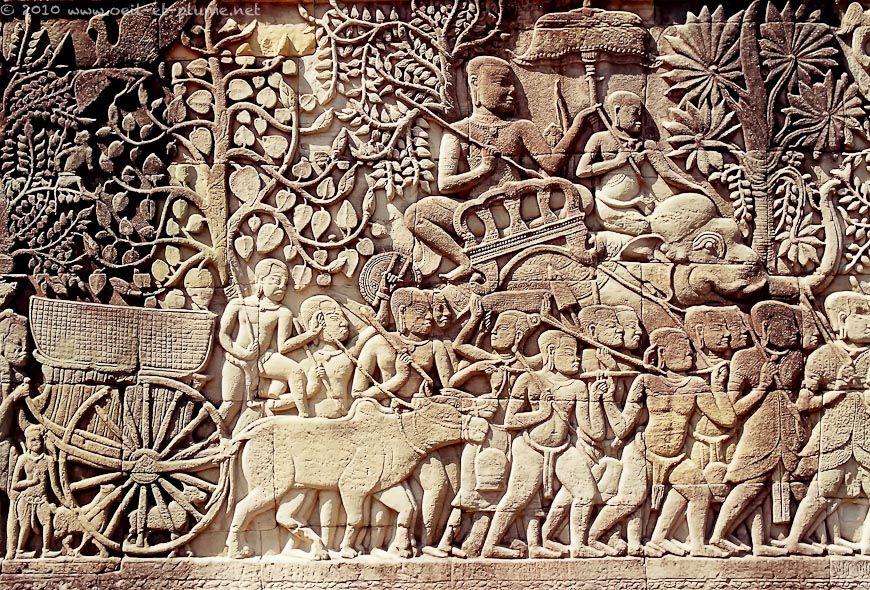Cambodge Angkor 2000