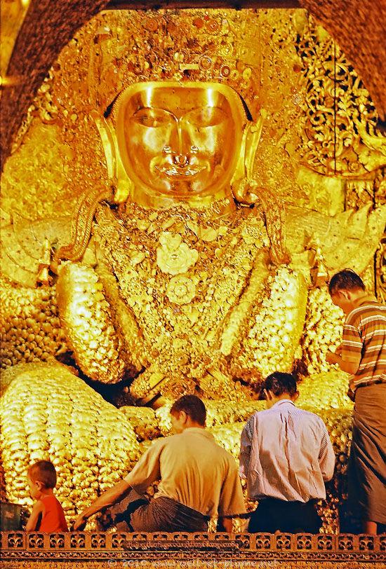 Myanmar Mandalay 2005